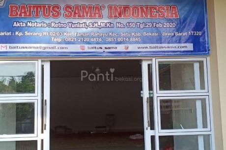 Yayasan Panti Asuhan Baitus Sama' Indonesia